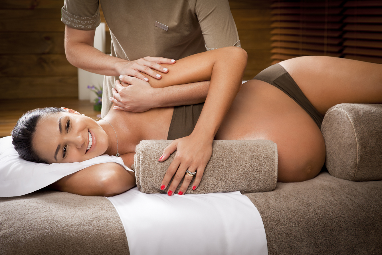 , Pregnancy Massage