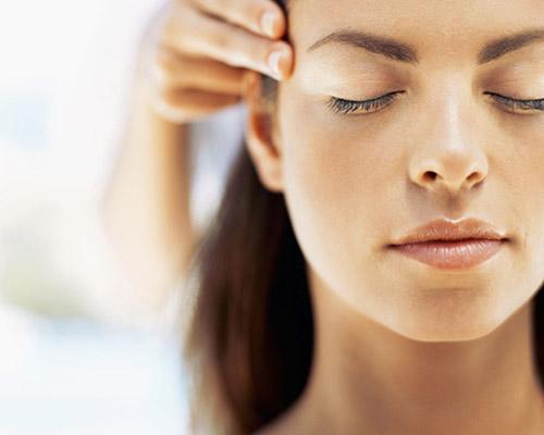 , Indian Head Massage