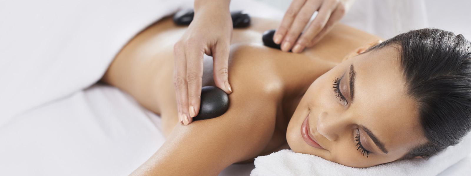 , Hot Stone Massage