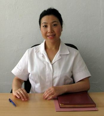 , Xin Yue Xu, Practitioner of Acupuncture and TCM