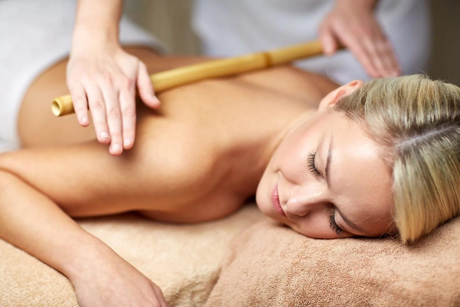 , Bamboo Massage